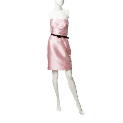 Ralph Lauren Strapless dress in pink