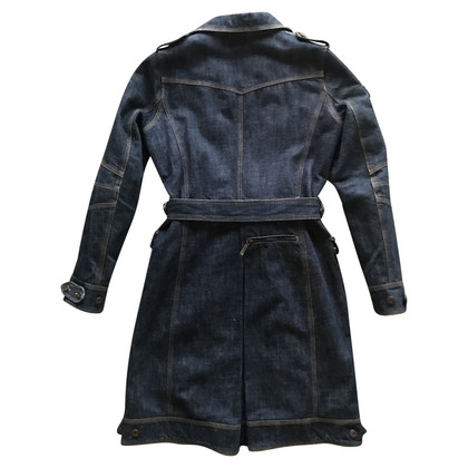Moschino Denim Cappotto