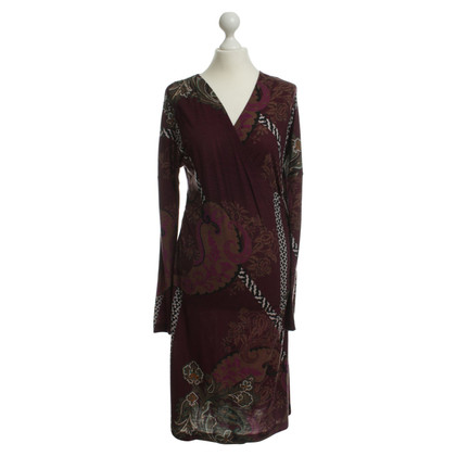 Etro Jersey dress with pattern