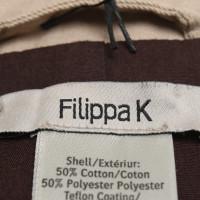 Filippa K Trench in beige