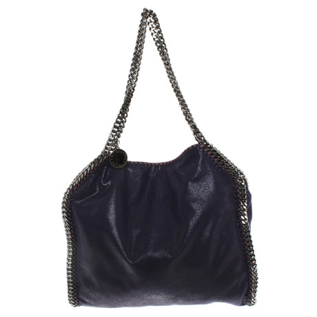 Neueste Online-Verkauf Auslasszwischenraum Store Stella McCartney Handtasche in Violett Violett 2zGJsnnaws