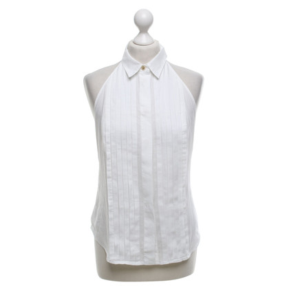 Versace top in white