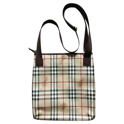 Burberry Shoulder bag with nova check pattern