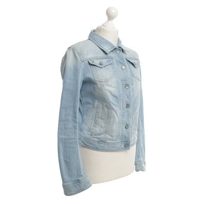 Boss Orange Denim jacket in light blue