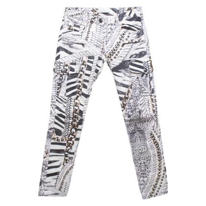 Pierre Balmain Jeans met patroon
