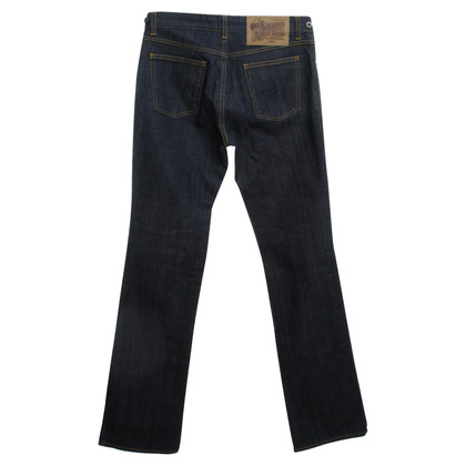 Louis Vuitton Jeans in donkerblauw
