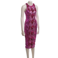 Balmain X H&M Dress with sequin trim