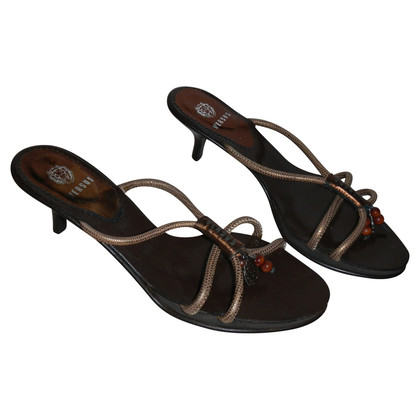 Versus Sandals leather