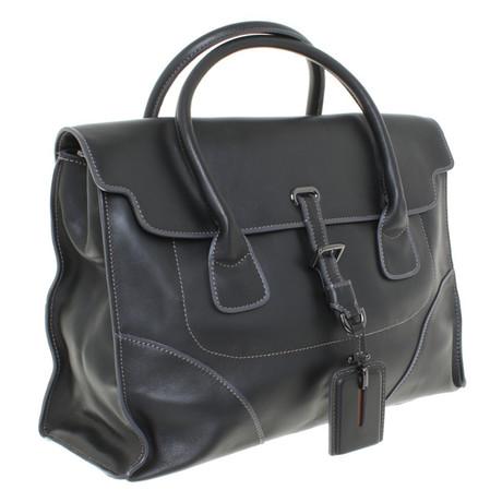 Hugo Boss Leder-Handtasche in Schwarz Schwarz Verkauf Der Neuen Ankunft Wirklich Billige Schuhe Online Preise Und Verfügbarkeit Für Verkauf bWhzd