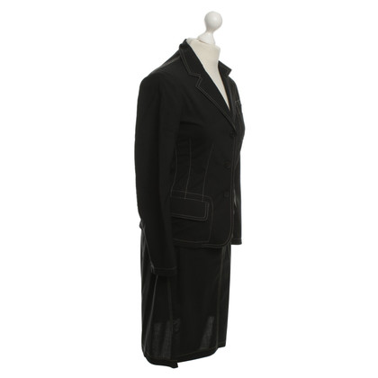 Jil Sander Costume in Black