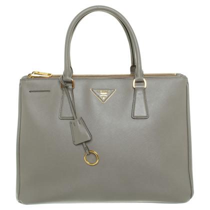 "Prada ""Galleria Tote Bag"" in taupe"