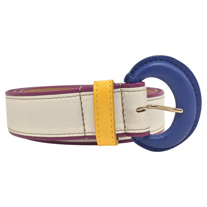 D&G leather belt