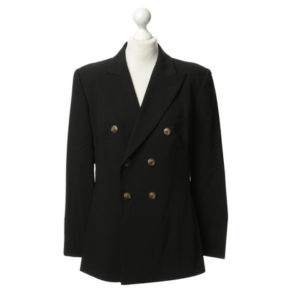 Jean Paul Gaultier Blazer in nero