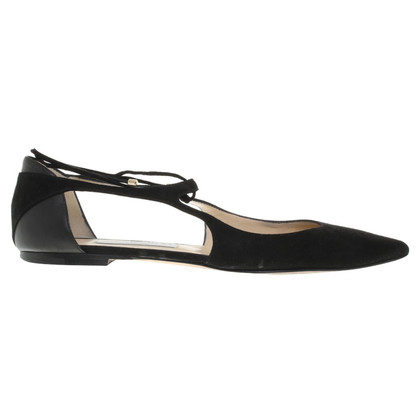 Jimmy Choo Ballerine in nero