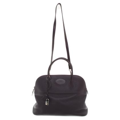 "Hermès Bag ""Bolide in Raisin"""