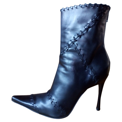 Casadei CASADEI ankle boot with stiletto heel.