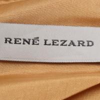 René Lezard Blazer in zwart