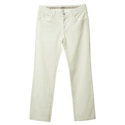 Armani Collezioni Jeans in bianco
