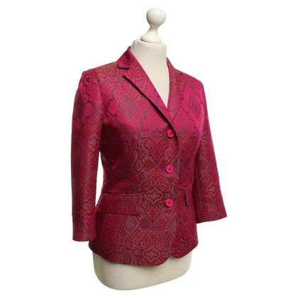 Etro Blazer with colorful pattern