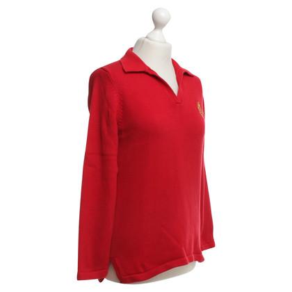 Ralph Lauren Maglione in rosso
