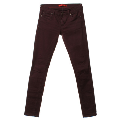 Hugo Boss Jeans in Bordeaux