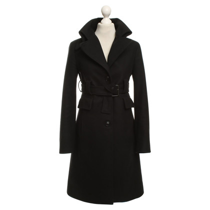 Stefanel Coat in black