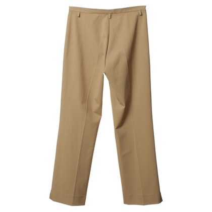 Marithé et Francois Girbaud Trousers in beige