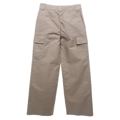 Louis Vuitton trousers in beige