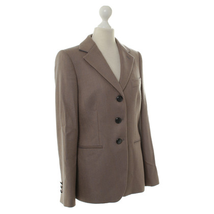 Giorgio Armani Blazer with herringbone pattern