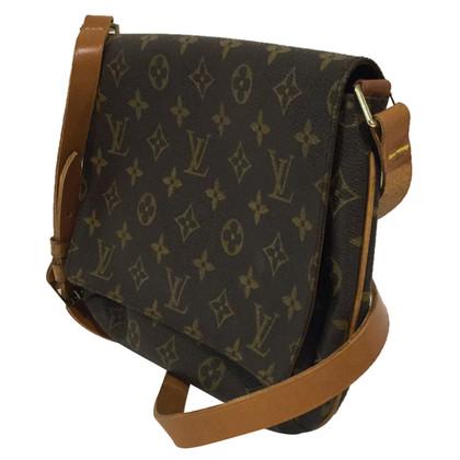 """Louis Vuitton """"Musette Tango Monogram Canvas"""""""