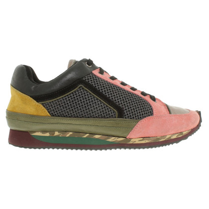 Dries van Noten Sneakers in Multicolor