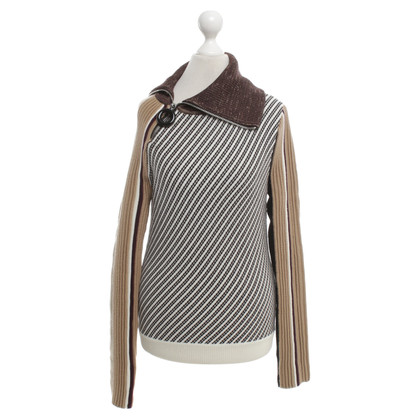Carven Striped wool sweater