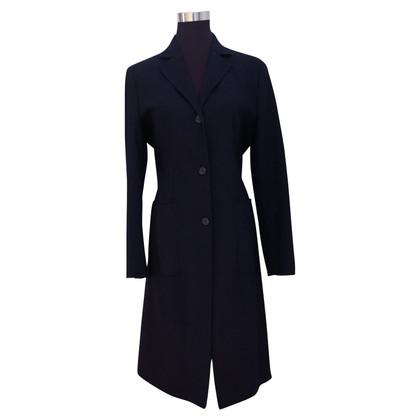 Michael Kors cappotto classico in nero