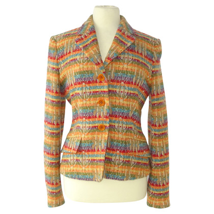 Max Mara Blazer with pattern