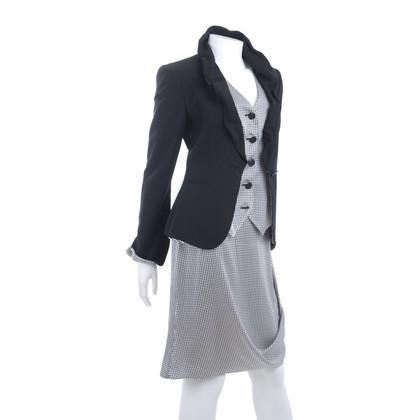 Giorgio Armani Costume with vest