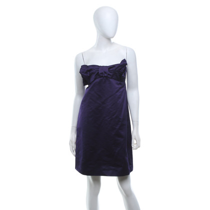 French Connection Badeau dress in purple