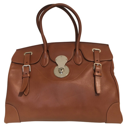 Ralph Lauren Brown Purse