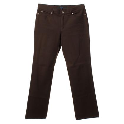 Escada Pants in Brown