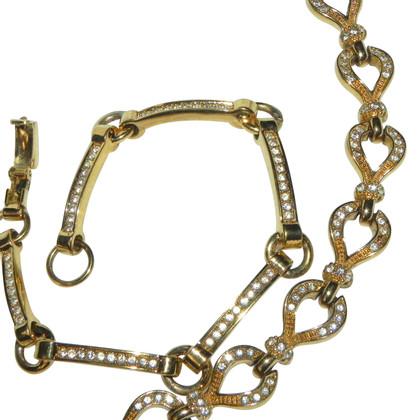 Christian Dior 2 bracelets