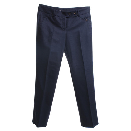 Gunex Elegant trousers in blue