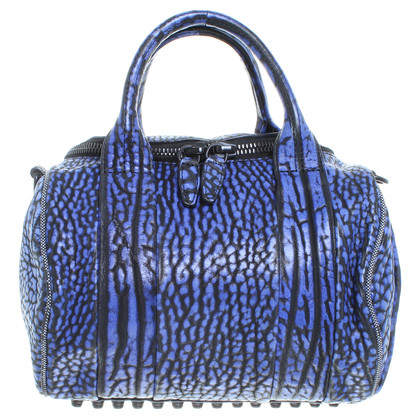 "Alexander Wang ""Blue Rockie Bag"""