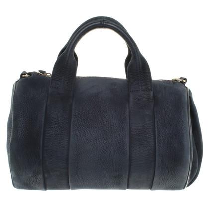 Alexander Wang Rocco Navy handbag