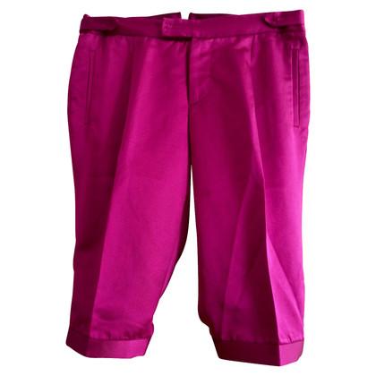 Miu Miu 3/4 trousers of silk