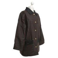 MCM Coated in brown jacket