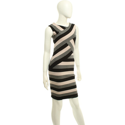 Ted Baker Knit dress in tricolor