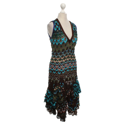 Missoni Dress with flounces