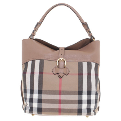 Burberry Bag with Nova check pattern