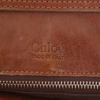 Chloé Tote Bag in fox colors