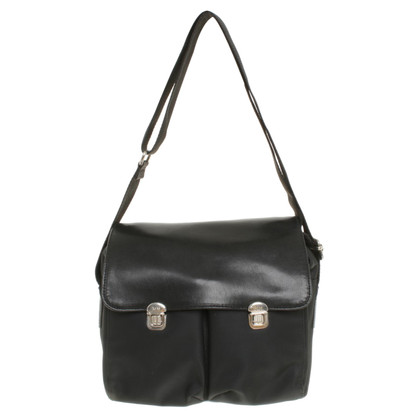 Max Mara Shoulder bag in black