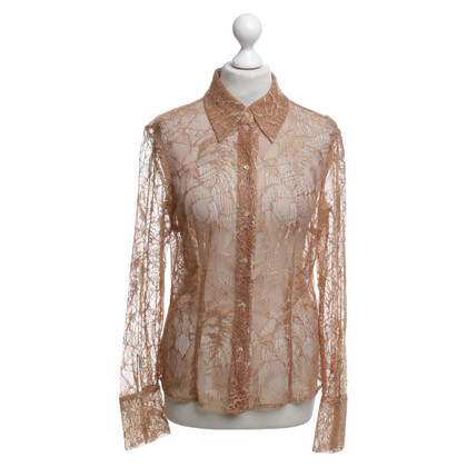 Laurèl Blusa in Beige